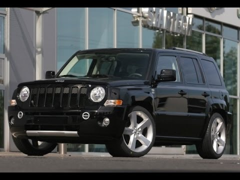 2016 Jeep Patriot Review Official