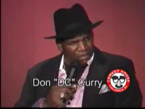 Don DC Curry – Kids are a burden – Comedy House, Columbia SC