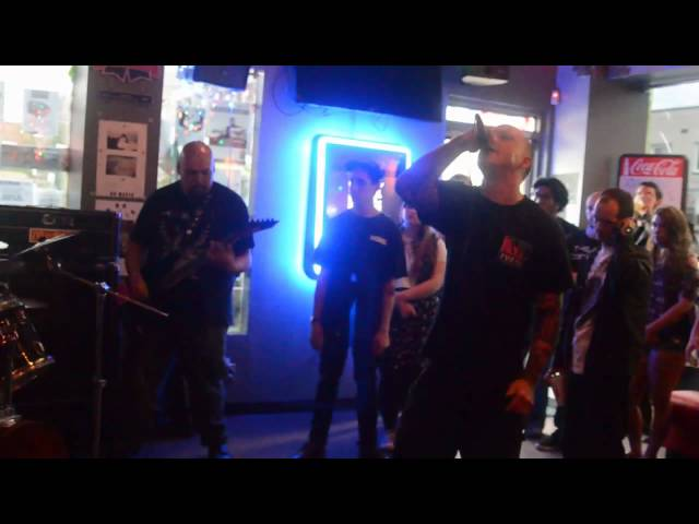 Bloody Phoenix - Live 4/19/2015 @ New York Pizza GSO