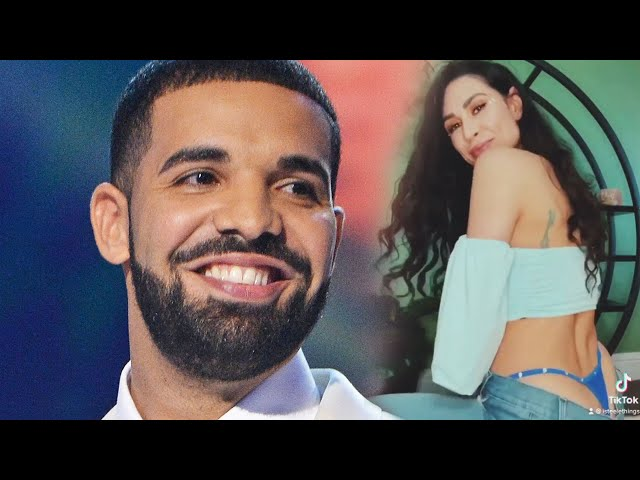 Drake REACTS to Degrassi Co-Star's Viral Buss It Challenge