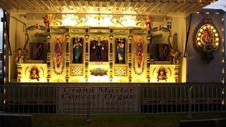 The Street Organ At West End fair, PA