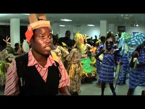 Zambia Children's Arts Festival raises awareness about climate change