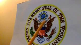 My Vision of The Great Seal of the United States