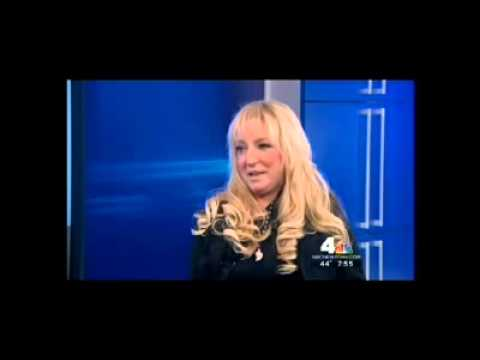 Laura Bee New Leaf For Diabetes NBC News 4 NY  Interview 10-13-12