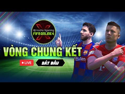 🔴Trực tiếp Chung Kết Mocha Xgaming: FIFA Online 4