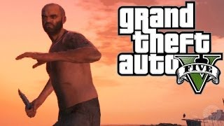 """GTA 5: How To Increase """"STRENGTH""""! Stronger Melee Attacks & Survive Fall Damage (Grand Theft Auto V)"""