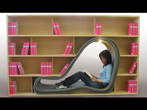 Best Reading Chair Ever - YouTube