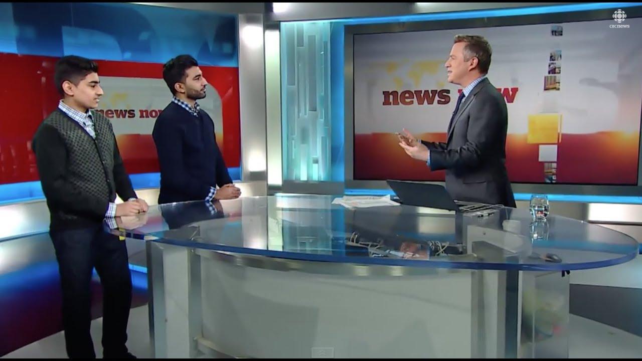 Meet A Muslim Family, A Campaign By The Ahmadiyya Muslim Jama`at Canada - CBC News