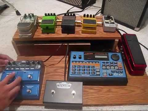 how to make your own pedalboard