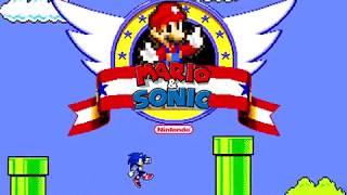Mario & Sonic - Worlds Clash