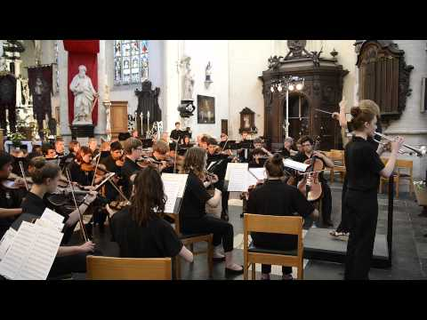Croydon Youth Orchestra in Sint-Andries