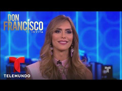 Miss España da una exclusiva en Don Francisco Te Invita | Don Francisco Te Invita | Entretenimiento
