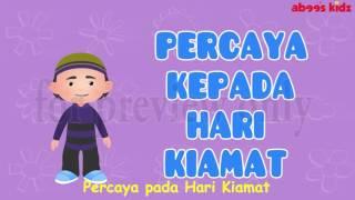 Video 6 Rukun Iman - Islamic Song   Lagu Kanak-Kanak   Abee's Kidz download MP3, 3GP, MP4, WEBM, AVI, FLV Juli 2018