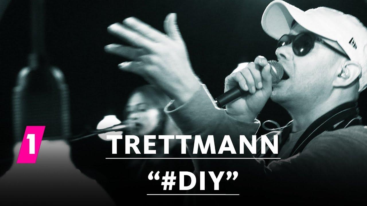 Trettmann Diy 1live Session