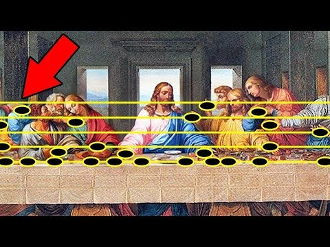 10 Misterios Ocultos En Pinturas Famosas