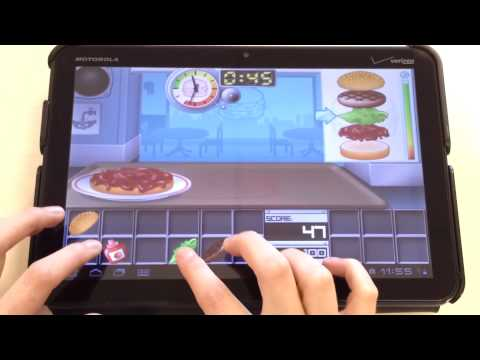 Burger (Android Game)