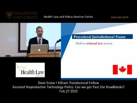 Assisted Reproductive Technology: Can We Get Past the Roadblocks?