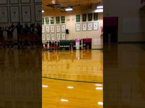 Charity Lavatai's last game - American Prep vs Rowland Hall