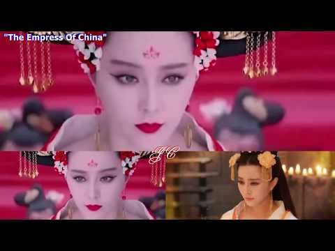 """The Empress of China"" female Singer Jane Zhang"