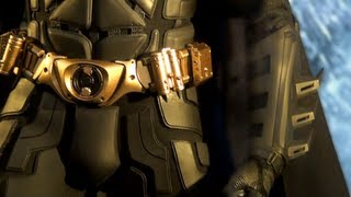 NEW 2012 Hot Toys 1/4 Batman Dark Knight Rises 1/6 The Bat, Cat Woman, Bane ACGHK2012 HD 1080p