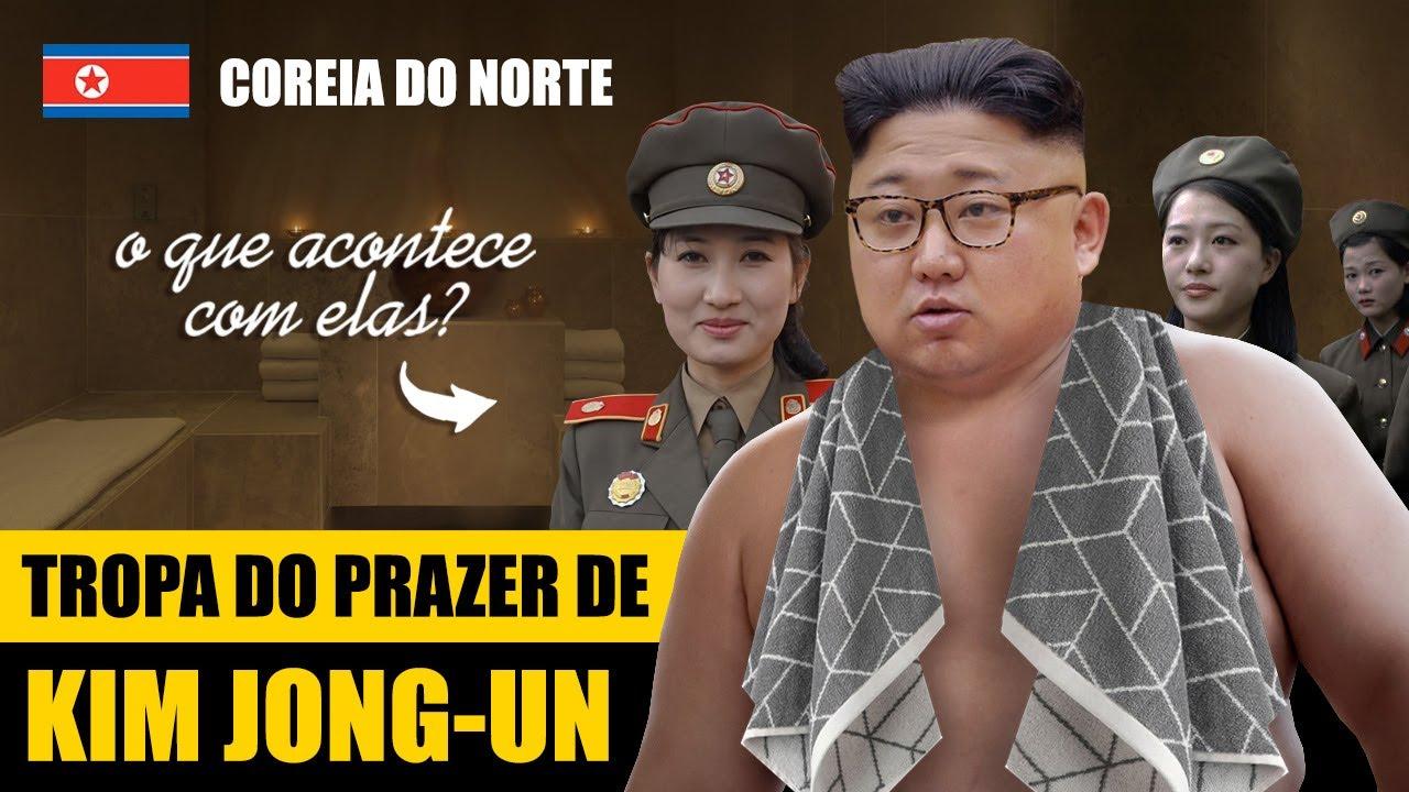 Download Tropa do Prazer de KIM JONG-UN, da COREIA DO NORTE. O que KIM YO-JONG e RI SOL-JU acham disso?