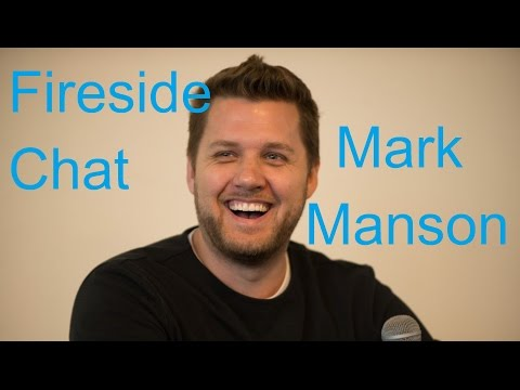 Fireside Chat (Full Length) | Mark Manson | Inside Out Convention 2016