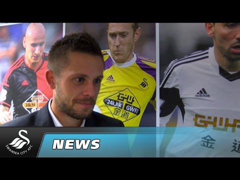 Swans TV - Reaction: Gylfi Sigurdsson on Everton