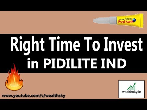 Right Time to Invest in PIDILITE Industry