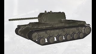 BnD Roblox KV-1 Armor Test With Rowboat2456