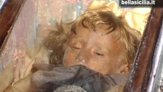 Rosalia Lombardo - mummia bambina di Palermo - mummy child of palermo in sicily