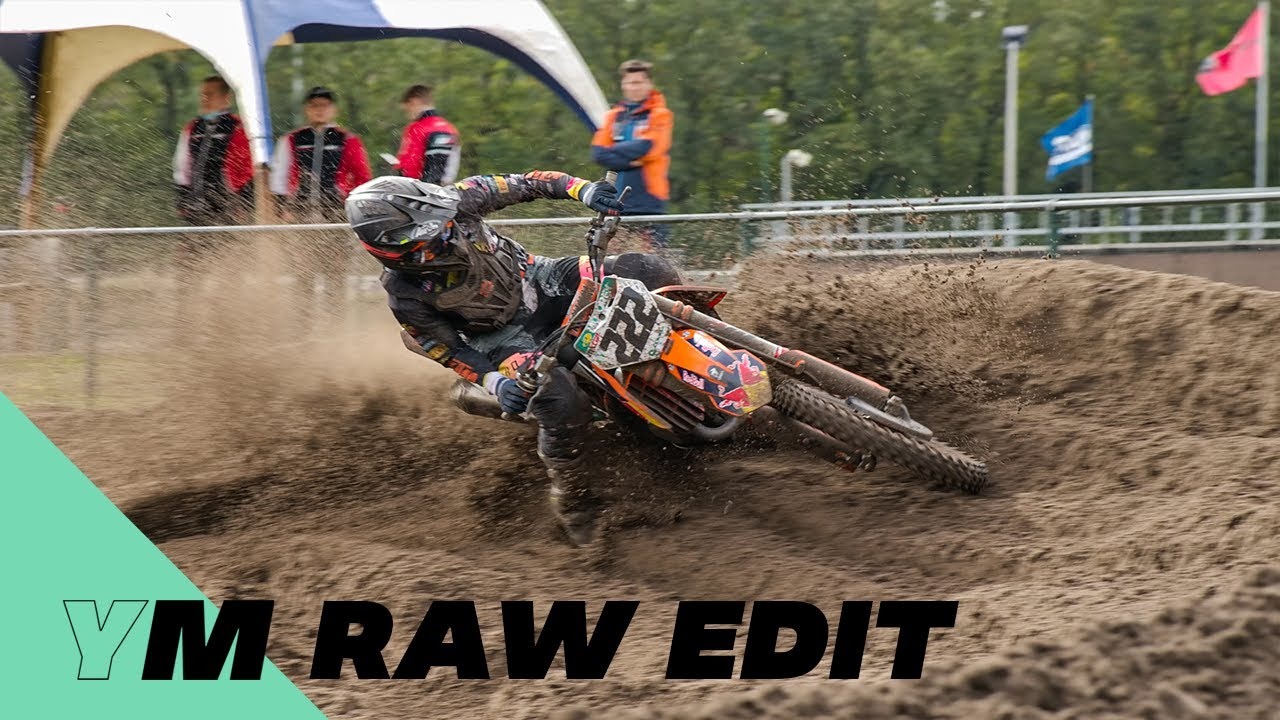 MXGP Ruts & Sand Riding (RAW) ft. Cairoli, Prado, Vialle, van de Moosdijk