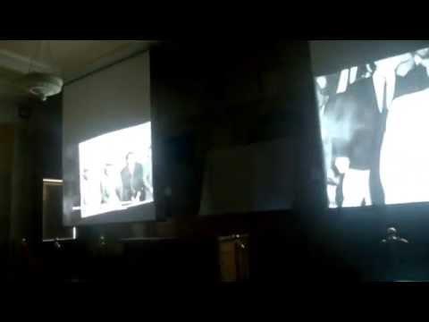 Mob Museum Las Vegas Court Room Movie Presentation