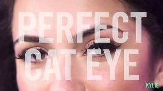 KYLIE GLAM: Beauty Bits - The Perfect Cat Eye