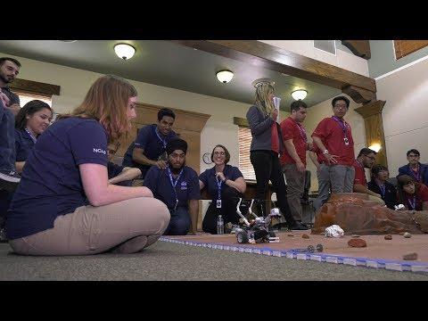 NASA Community College Aerospace Scholars, Fall 2017