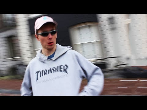 Stop Posers From Wearing Thrasher!