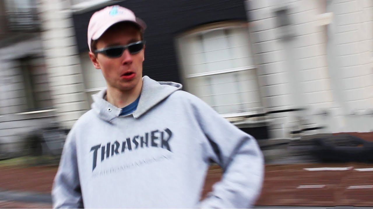 6f3717d7259a Stop Posers from Wearing Thrasher! - YouTube
