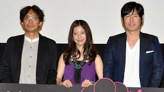 釜山国際映画祭が製作し、タイ、韓国、日本の3人の監督が愛をテーマに撮影したオムニバス映画『カメリア』。この作品の舞台挨拶が10月3日に新...