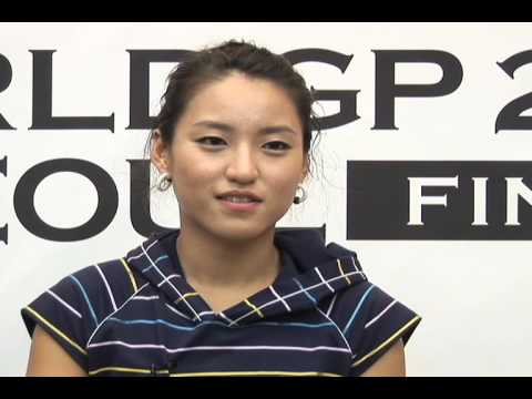 Su Jeong Lim - Pre-Fight Interview - Sep.24.2009