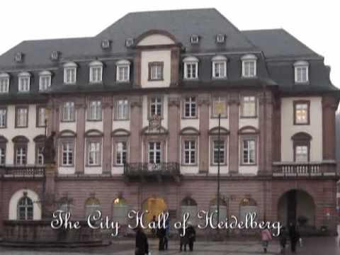 Heidelberg in Winter, 2009