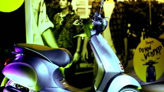 VESPA SPRINT LAUNCHING at Chill Skybar
