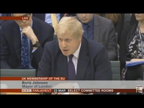 Brexit fallout:  Mark Carney's facts vs Boris Johnson's Brexit piffle