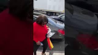 SB Moyo Humiliated  by Zimbabweans In London