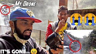 Lost My Drone In Coorg😭 - Karnataka Ride Day 2 | We Didn't Expected This To Happen😭| Enowaytion Plus