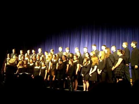 Rondout Valley High school Spring 2014 Chorus concert Part 7