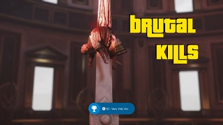 Ryse: Son of Rome Brutal kills