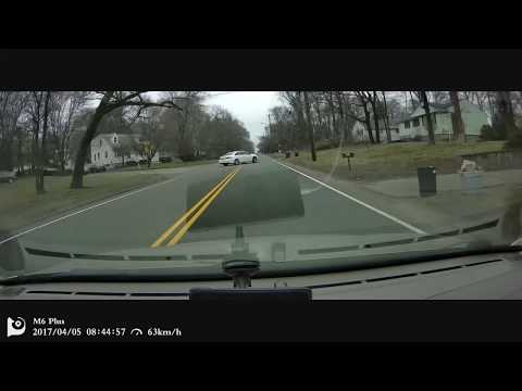 4BP 115 Idiot Driver In Stoughton Massachusetts