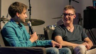 """Simon Kümmling im Interview zu seiner neuen CD """"Alles was ich brauch"""""""