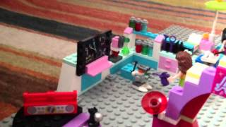 My Lego Friends Collection