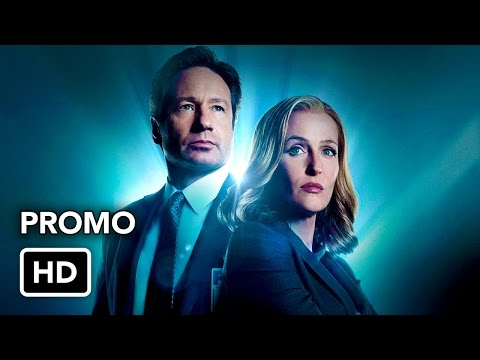 """The X-Files """"The Truth Is Still Out There"""" Promo (HD)"""