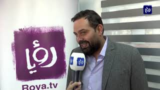 الفنان عماد الفراجين يعودُ إلى شاشةِ رؤيا في شهر رمضانَ المقبل
